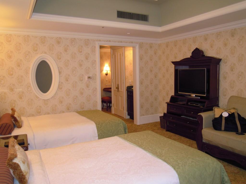 ディズニーホテル比較】3つのホテルに宿泊したけどミラコスタがいい